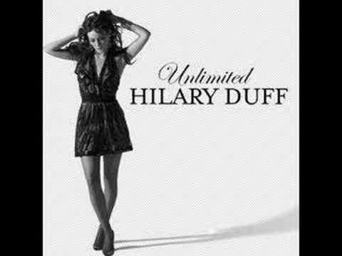 Hilary Duff - Ill Give Anything But Up