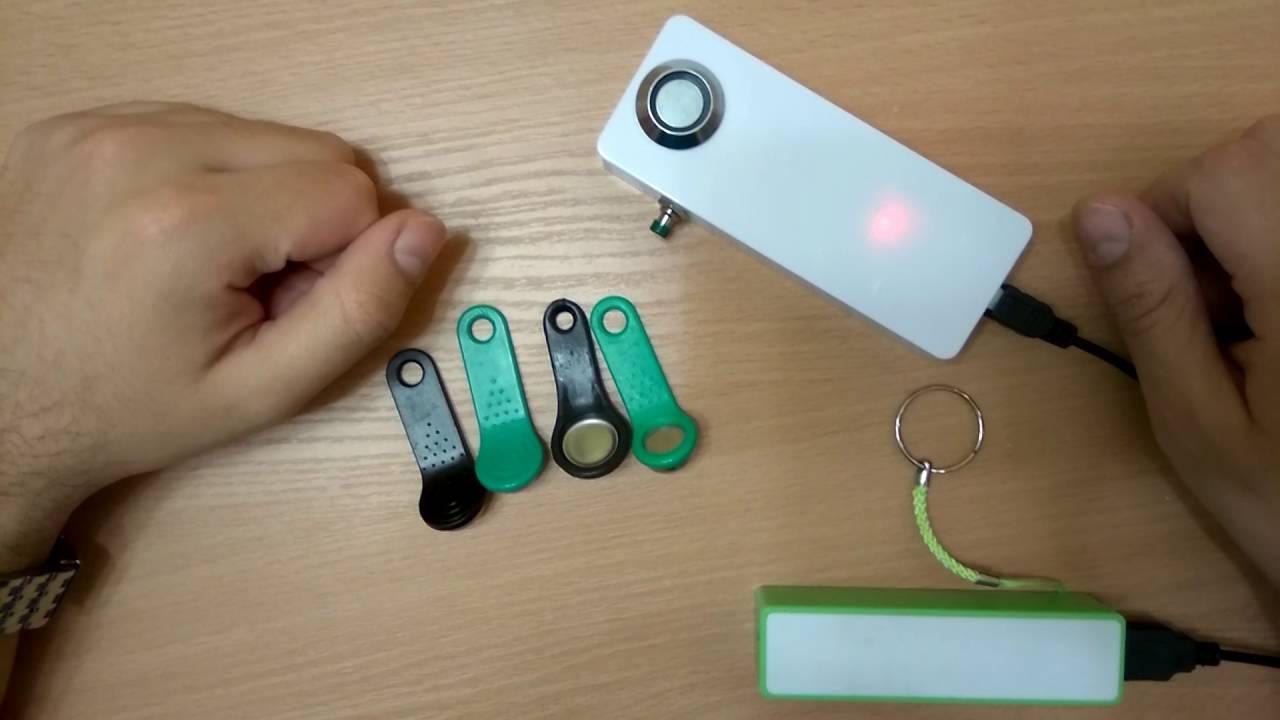 Дубликатор домофонных ключей своими руками 1 часть 72