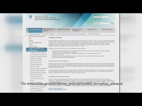 Zakon o osebni asistenci – nova pravica – KOMUNIKACIJSKI DODATEK