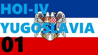Hearts of Iron IV: Yugoslavia- Government of National Salvation