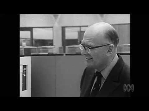 Arthur C. Clarke Predicts the Internet & PC