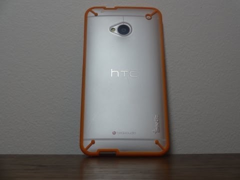 HTC One (M7)(2013) Poetic Atmosphere Case Review