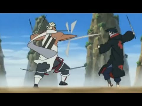 Sasuke Vs Killer Bee Battle Music video