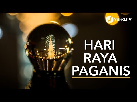 Hari Raya Paganis - Ustadz Ammi Nur Baits