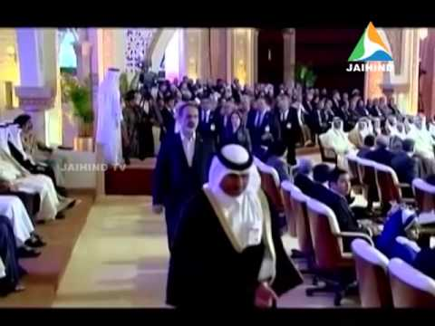 ARAB LEAGUE Dubai, Middle East Edition, Jaihind TV, Gulf News, Anoop Gopinath, 22.03.14