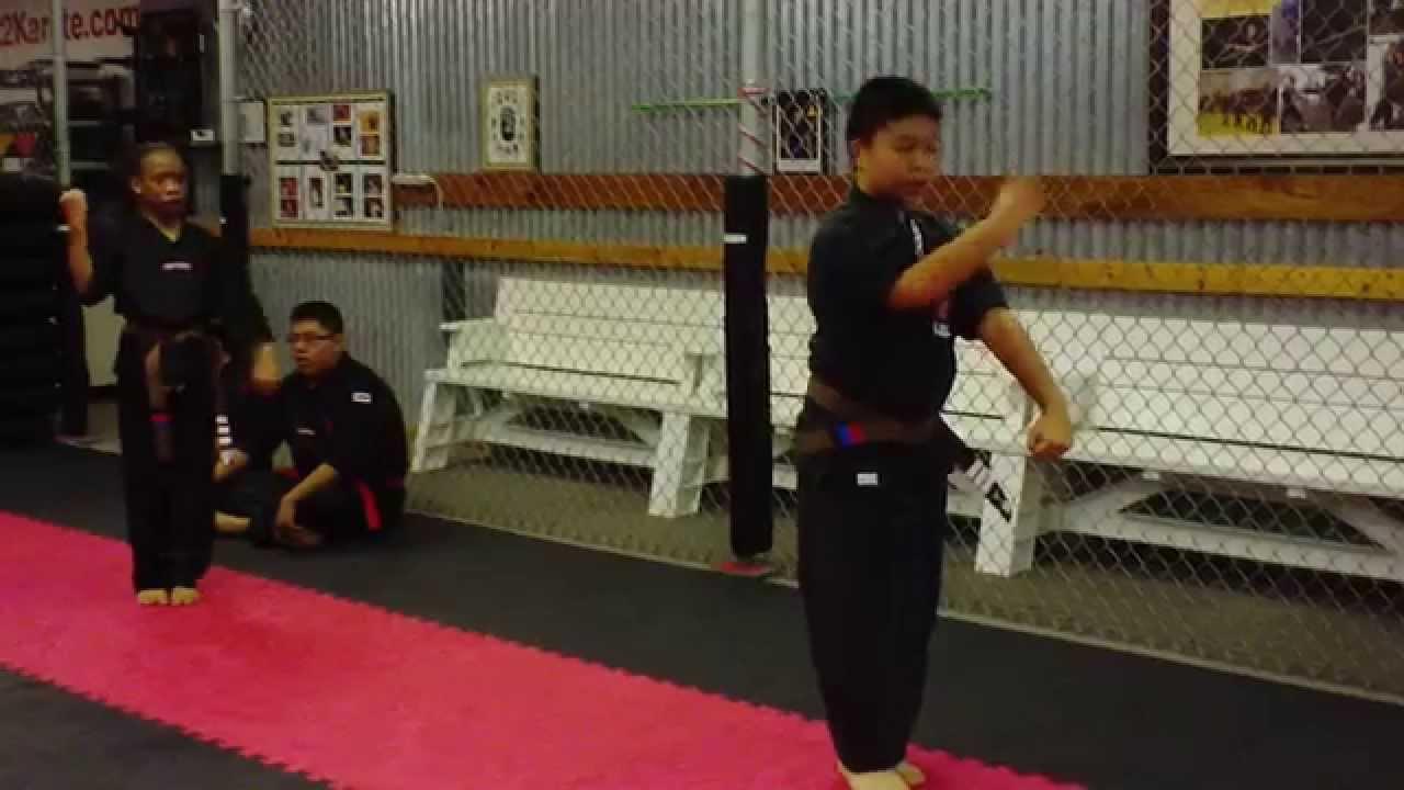 Team k2 Karate / Purple Belt
