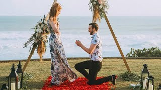 BEST PROPOSAL EVER! 💍 (Ali-A + Clare Siobhan)