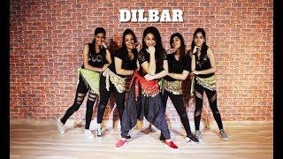 Dilbar Satyameva Jayate Neha Kakkar Dance Choreography Ripanpreet Sidhu