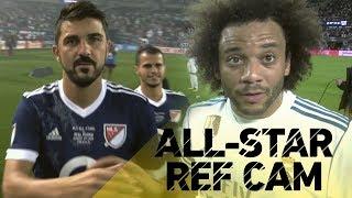 REF CAM: MLS All-Stars vs Real Madrid