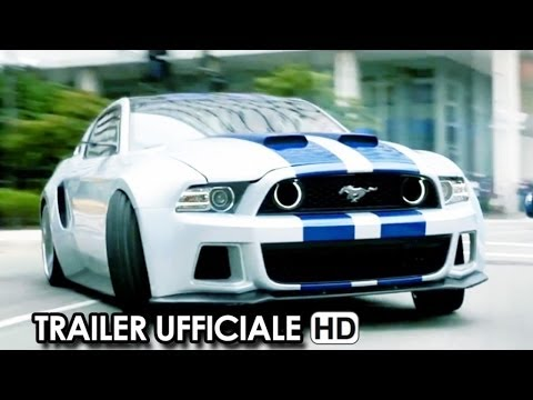 Need for Speed Trailer Ufficiale Italiano (2014) - Aaron Paul, Dominic Cooper Movie HD