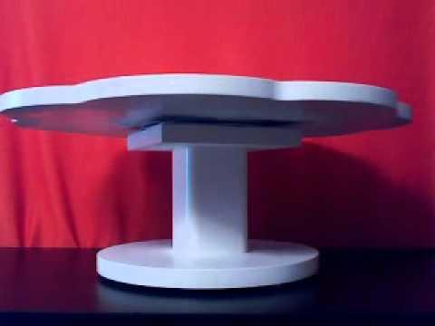 Hacer una mesa de madera