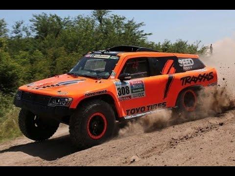 Rally Dakar 2016 Only V8 Pure Sound HD