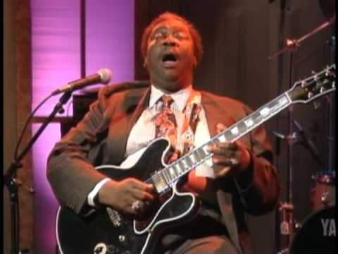 B.B. King - Nobody Loves Me But My Mother