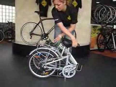 Orbea Folding Bikes