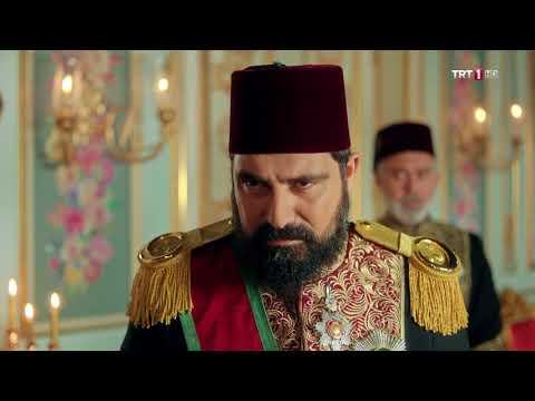 """Payitaht """"Abdülhamid 34. bölüm final sahnesi"""