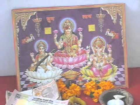 How To Do Lakshmi Puja On Diwali | Laxmi Pujan Easy Method | Worship For Wealth And Money | Ekunji video
