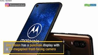 Motorola announces new Android One handset with 48 MP camera & cinematic screen