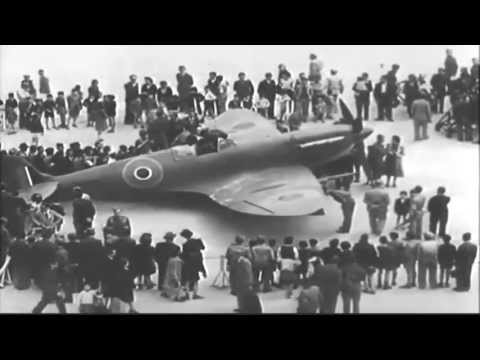 War Pictorial News No. 104, 1943 - British North Africa Campaign Newsreel (full)