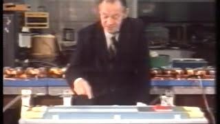Professor Eric Laithwaite: Magnetic River 1975