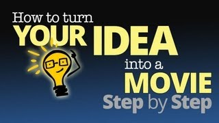 How to Turn Your IDEA into a MOVIE -- Step by Step (A Brief Overview of the Complete Process)