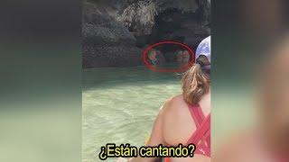 Duendes Haciendo un RITUAL Captados en VIDEO (LA VERDAD)