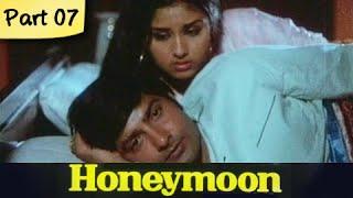 Honeymoon - Part 07/10 - Super Hit Classic Romantic Hindi Movie - Leena Chandavarkar, Anil Dhawan