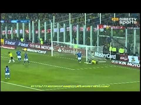 Brasil 0-1 Colombia (RCN Radio) - Copa América 2015