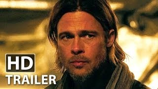 Exklusiv: World War Z - Trailer (Deutsch | German) | HD