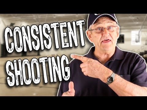 HOW TO SHOOT A BASKETBALL CONSISTENTLY! — Shot Science Basketball
