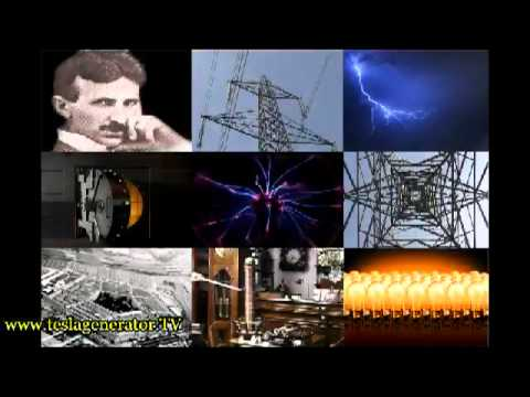 The Secret Tesla Generator Plans and Free Electricity