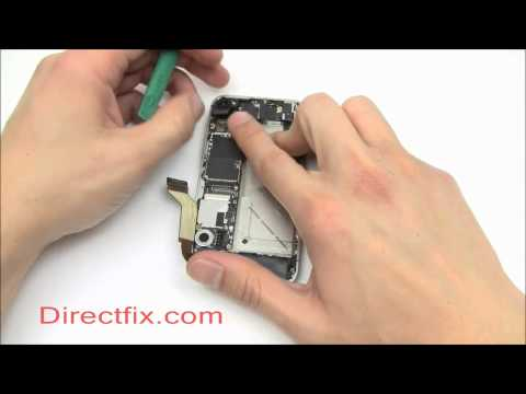 How To: Replace iPhone 4S Charge Port   DirectFix.com