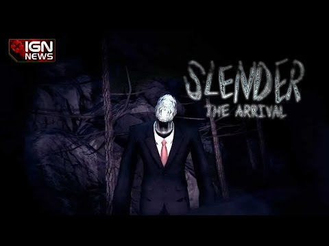 Slender Man Comes PS3 and 360 - IGN News