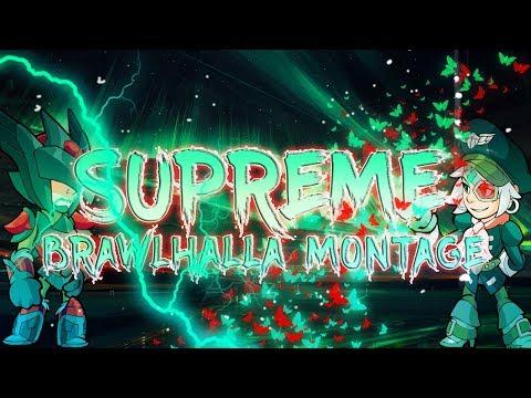 SUPREME - Brawlhalla Montage (+CC GIVEAWAY)