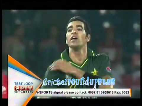 Pakistani Team Song- Boom Boom Maray Kabhi Choka - PTV Sports