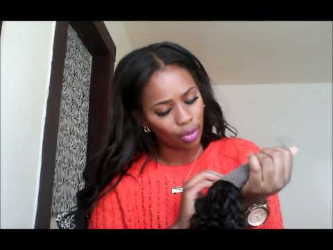 AliExpress: H&J Hair Factory Silk Base Closure