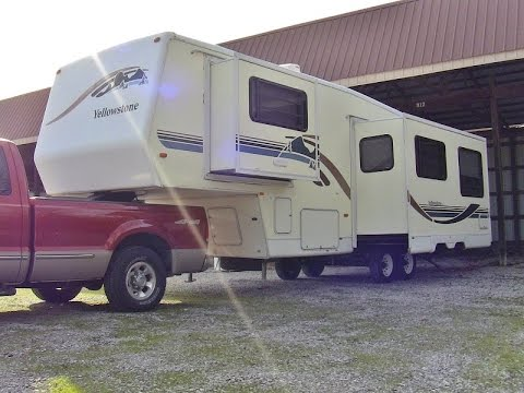 1999 Gulf Stream Yellowstone Capri 28frk Fifth Wheel Youtube