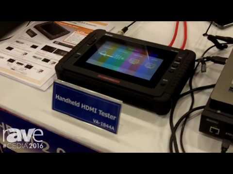 CEDIA 2016: Astro Design Highlights Its HDMI 2.0 Protocol Analyzers