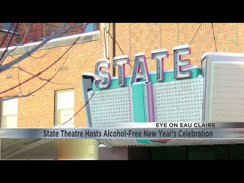 There is an alcohol-free event to help you ring in the new year