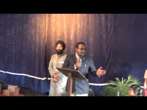 Annual Day - Chief Guest Speech
