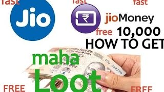Use Reliance jio free 10,000 coupon for shopping free..