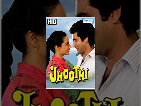 Jhoothi {HD} - Hindi Full Movie - Rekha, Raj Babbar,Amol Palekar - Bollywood Movie With Eng Subs