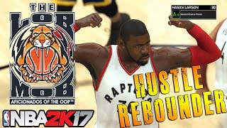 How To Get  5 Badges At The Same Time!!! | Hustle Rebounder | NBA 2K17