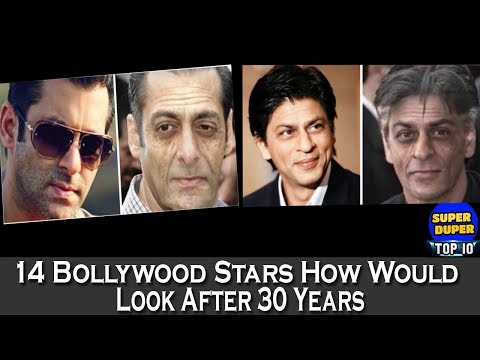 14 Bollywood Stars How Would Look After 30 Years - HD Latest 2018