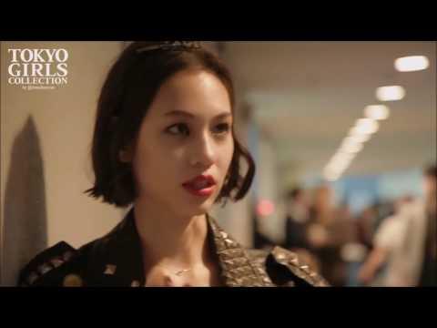 水原希子 Kiko Mizuhara (cut) - TGC SS16 Movie Documentary