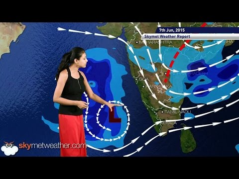 07-06-2015 - Skymet Weather Report