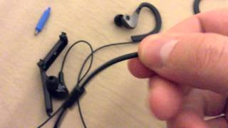 Audeo Phonak PFE232 Earphone Review - Part 1 by dentReviews