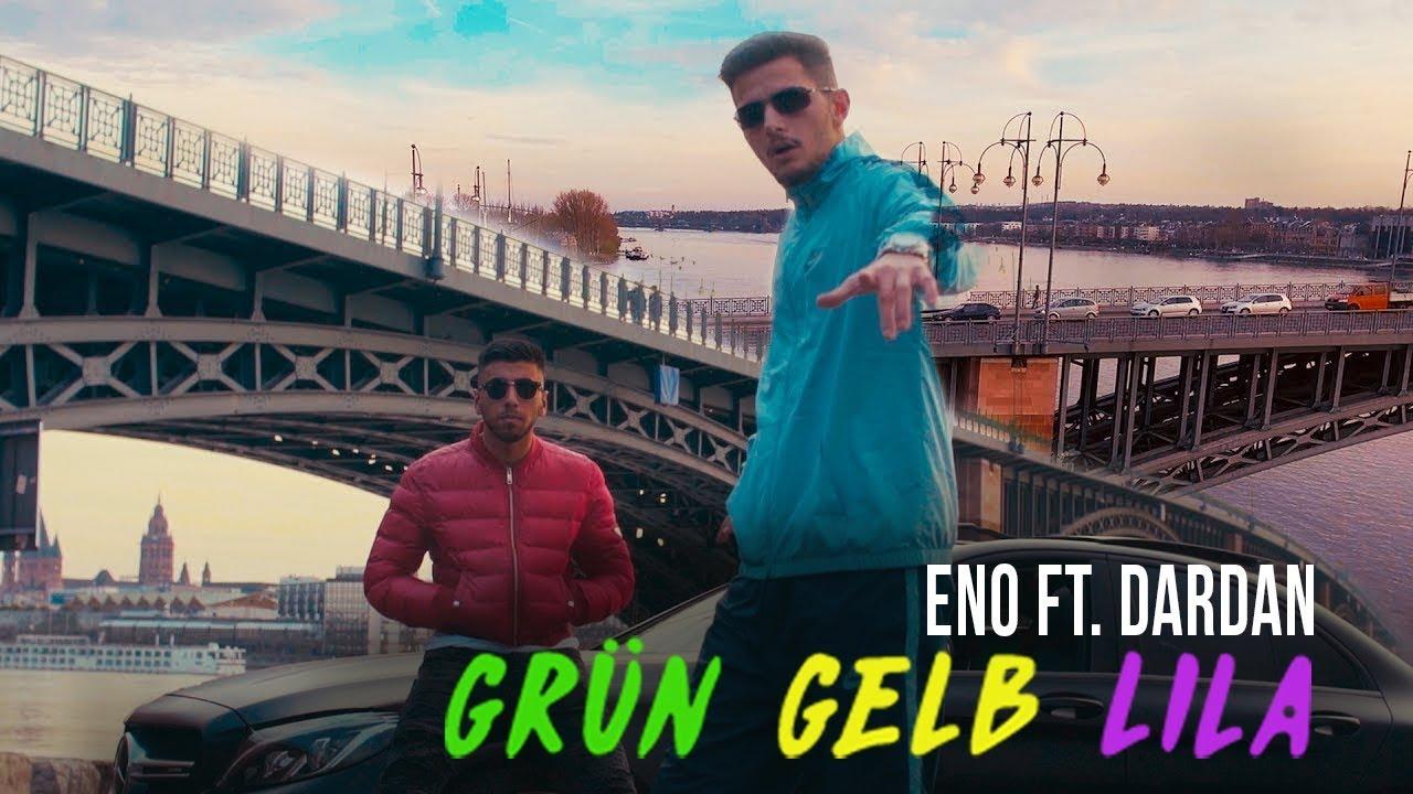 ENO feat. DARDAN - Grün Gelb Lila ► Prod. von KatManDu Sounds (Official Video)