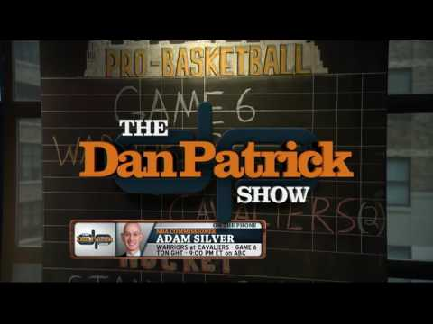 NBA Commissioner Adam Silver on The Dan Patrick Show (Full Interview)