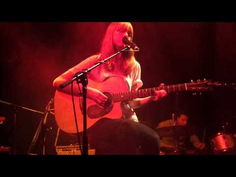 Lucy Rose live - Like That (New Song) - at Kranhalle München Munich 2013-02-24 HD