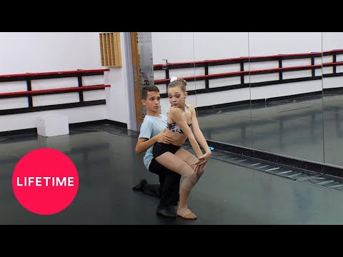 Dance Moms: Dance Digest - That Girl Has Gotta Be Kissed (Season 4 Flashback) | Lifetime
